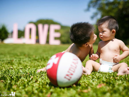 寶寶一拍就上手!兒童寫真攝影師-小朱爸專訪!