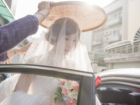 迎娶篇 - 結婚當天一定要知道的19件事!