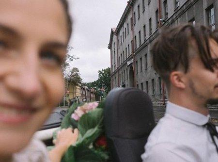 找出自己婚禮的浪漫角度!身兼一日婚攝的自拍新娘