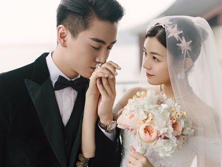 韓風婚紗-陳曉X陳妍希世紀婚禮錦集(西式篇)