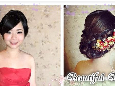 美嫁娘的三種髮型推薦分享