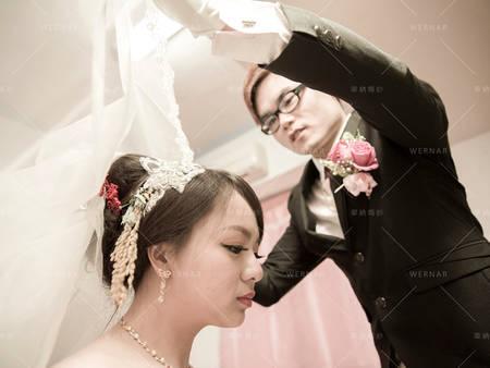 戴新娘花及春仔花的用意