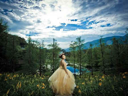 歐風童話仙境~王子公主般的結婚照