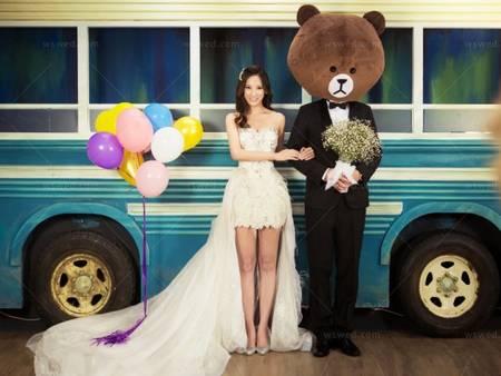 像度假一樣邊玩邊拍婚紗!幸福旅行✈即刻開始