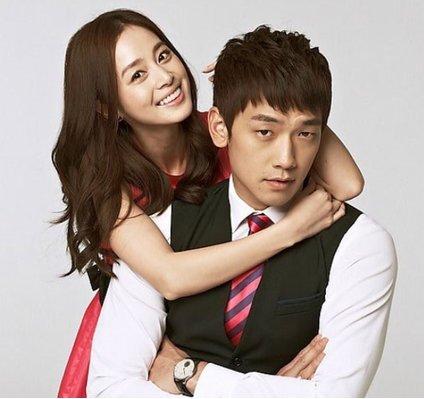 韓國銀色夫妻又一對,金泰希& Rain 絕美婚紗曝光!?原來是挑這一件!
