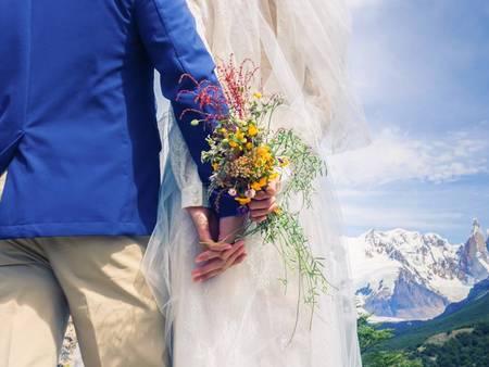 不看會後悔!名模林可彤超自然婚紗照曝光,遠赴南美洲取景每一張都美得不像話!