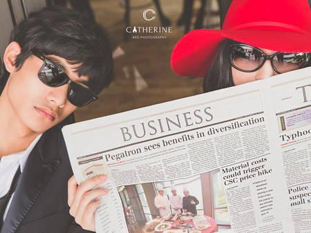 摩登婚紗2.0:重新定義婚紗流行新趨勢!類時尚概念婚紗發表(上)