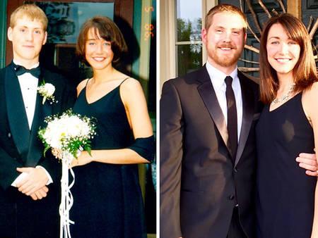 10張活到老愛到老的婚紗照!將多年前的照片重新翻拍,每張照片都好有愛❤
