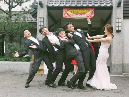別當讓人感冒的賓客!參加婚禮的10大地雷,不要成為新娘的眼中釘