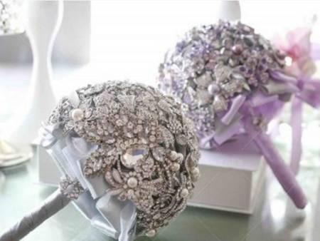 捧著金銀財寶出嫁!新娘捧花代表的意義