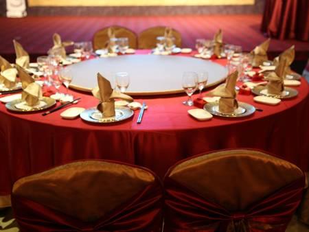 【台北婚宴場地】稱霸新北地區最多桌數又擁有一流水準的婚宴會館-新農園會館