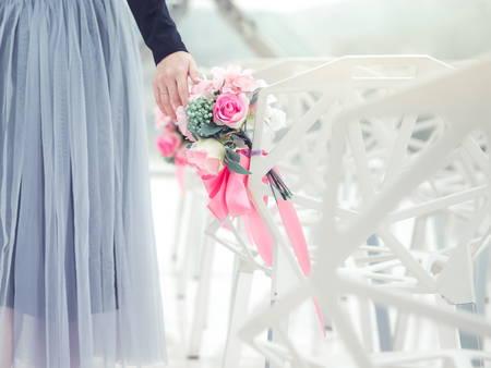 【台北婚宴場地】明星們結婚首選大直典華!光是一個玻璃教堂就讓你不想離開了XD