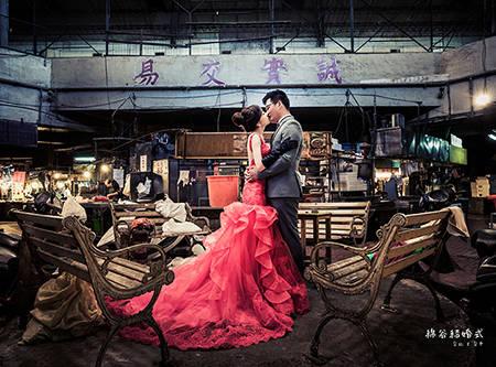 10張超有感台灣味婚紗景點!每個角落都是我的專屬攝影棚