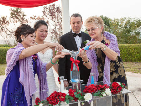 新娘最愛的前3大婚禮橋段,除了浪漫香檳塔你還擁有更多選擇!