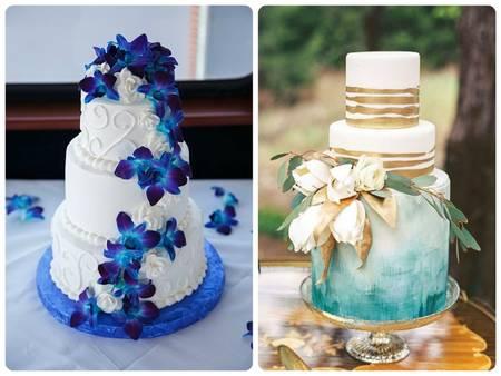 超夢幻的5大主題式婚禮蛋糕,美到讓你捨不得吃掉它!