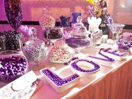 超級紫色控新娘照過來!這樣玩保證讓你的婚禮超質感