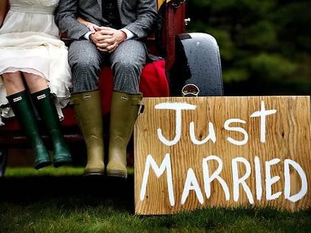 婚禮必備!11個不錯的英文告示牌,讓妳的婚紗照中不再只有YA
