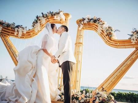 安以軒夏威夷婚紗大集合!就算被說像大腸還是依然美美噠