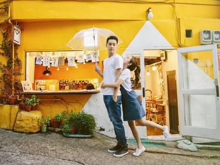愛紗沖繩幸福出嫁!每張照片都幸福到讓人融化