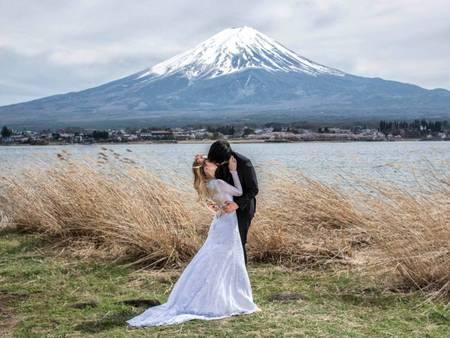 環遊世界拍婚紗,靠自己就可以讓你在世界各地留下完美回憶