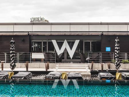 【台北婚宴場地】潮流新人最愛的泳池派對,只有台北W飯店讓你的婚禮玩到趴
