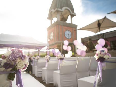 【台北婚宴場地】台灣竟然也有英式鐘樓婚禮!維多麗亞酒店浪漫到我不想回家