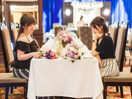 【台北婚宴場地】超好吃的牛排館竟然也能辦婚禮!勞瑞斯餐廳讓國王吃了都落淚