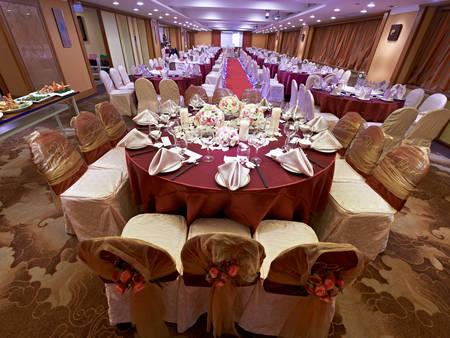 【台北婚宴場地】CP值爆表的又一間!慶泰飯店讓你辦婚禮還能兼賺蜜月錢