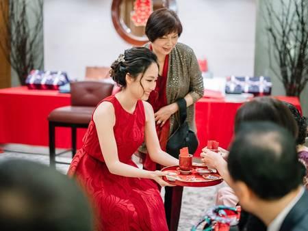 台北西華飯店為您獻上史上最浪漫的「婚禮體驗日」