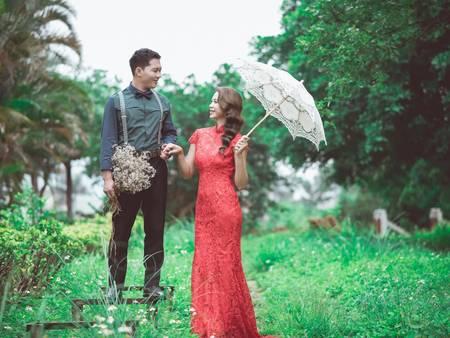 訂婚造型怎麼弄最好看?3個新娘最愛的經典不敗款