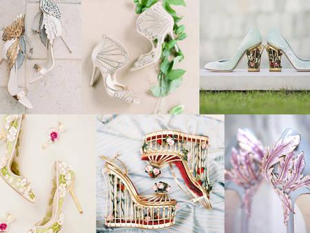 力推ASOS超好穿婚鞋☪變身完美新娘選購攻略✔打破傳統DIY