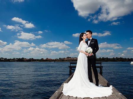 親愛的,讓我們跟隨女神徐若瑄的腳步,到西澳拍婚紗吧!