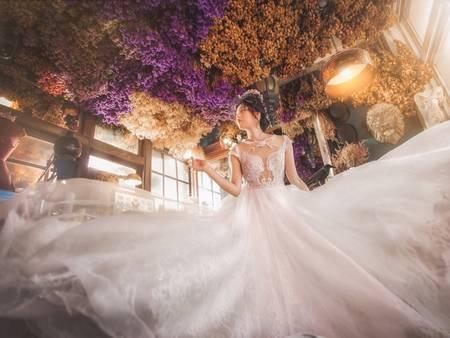 2019婚紗九大趨勢搶先公開!!姊妹們這篇收藏起來,一起走在時尚尖端吧~
