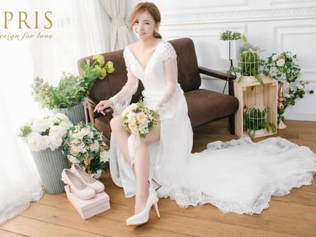 這輩子第一次穿高跟的婚鞋,要怎麼穿才舒適?