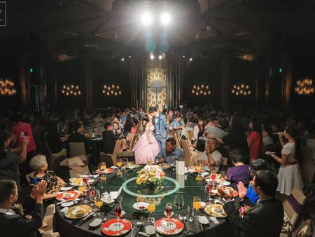 超夢幻的「類婚紗」,讓你婚禮當天也能拍出絕美紀錄照!