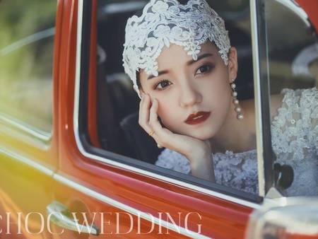 So Hot!嚴選5種魅惑的「大紅唇」婚紗照 展現十足性感女人味