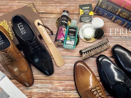 紳士皮鞋保養的五大訣竅,讓鞋子能穿得更長久的絕招!