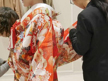 【京都婚紗】大振袖、色打掛、白無垢三個願望一次滿足❤