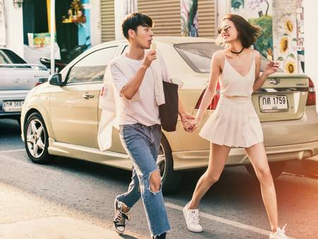 妳真正要找的,是一個可以陪妳一起慢慢走的人