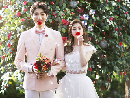 就是要做自己!結婚不一定要奢華 簡約不失高雅的「輕婚禮」正夯❤
