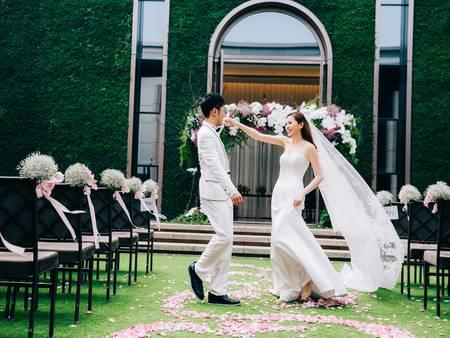 網紅式「夢幻婚禮模式」大公開!讓你們的好日子與眾不同♥