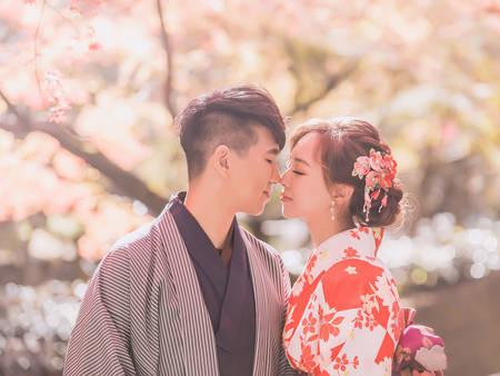 海外自助婚紗正夯!日系京都和服體驗,店家開箱懶人包~