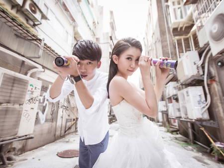 你是「婚紗控制狂」嗎?2分鐘測驗,找到最適合你的婚紗專案!