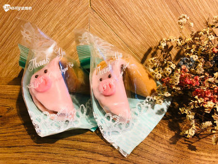 【婚禮小物開箱】王思佳、吳思顏宴客指定!C.Angel婚禮小物超人氣商品 來一塊幸運籤餅吧❤