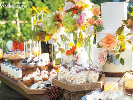 婚禮派對簡單3步驟 打造屬於自己風格的「Candy Bar」!