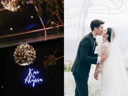 跟上賈靜雯、修杰楷的婚禮風格  也來場浪漫「星空銀河系」婚禮吧❤