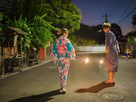 來點不一樣的婚紗!新娘就選日式和服 穿上有如日劇女主角般