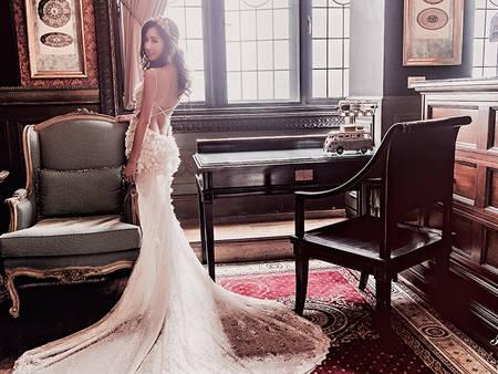 拍婚紗前必學!教你5招如何拍出「回眸一瞬間」快把這些靈感記下來