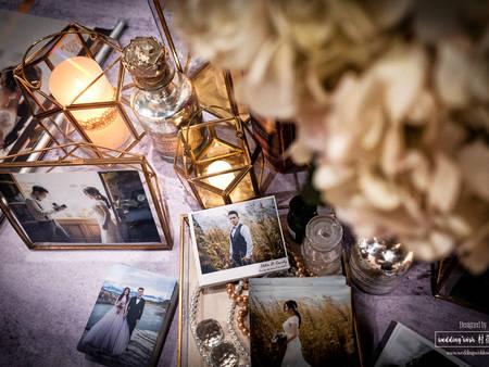 冬季婚禮佈置再創新!「人氣首選」風格,看這篇找靈感~