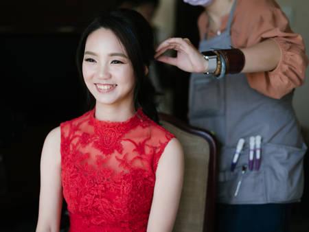 準新娘必看!打造完美新娘妝容 不可忽略事前「試妝」這步驟